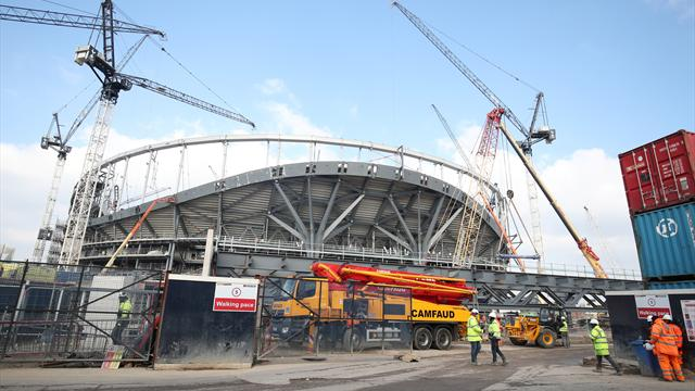 Tottenham fans' group criticises pricing structure for new stadium