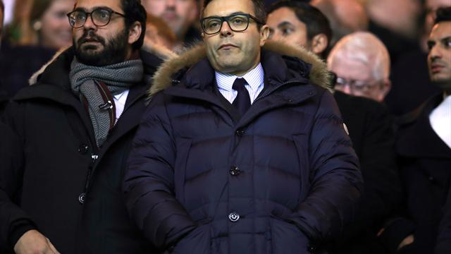 Andrea Radrizzani critical of Leeds squad following Championship slump