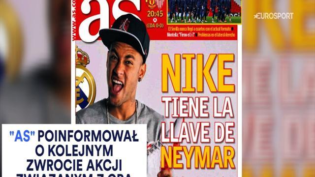 Dlaczego Nike może zależeć na przejściu Neymara do Realu?