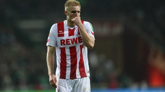 1. FC Köln muss auf Sörensen und Jojic verzichten