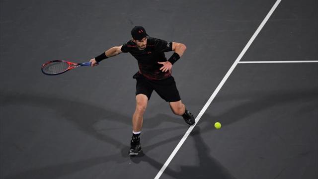 Murray podría volver a competir en dos nuevos 'challengers' en el Reino Unido