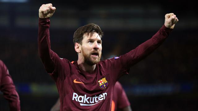 Barcelona is Lionel Messi's home – Sergio Busquets