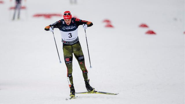 Frenzel in familiar territory with victory in Trondheim