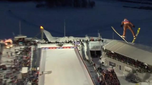Kamil Stoch è di un'altra dimensione: a Lillehammer batte Kubacki di 28 punti