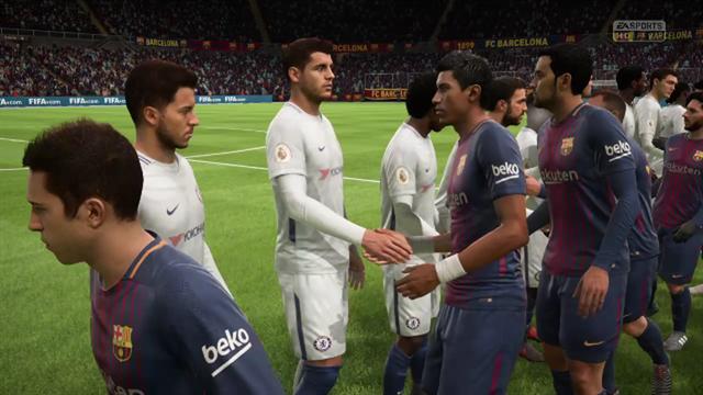 Champions Virtual: Así ha quedado el Barcelona-Chelsea