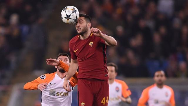 AS Rome – Shakhtar Donetsk EN DIRECT