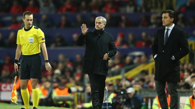 """Montella: """"Una partita eccezionale, adesso finale con la Roma"""". Mourinho: """"Ho perso io"""""""