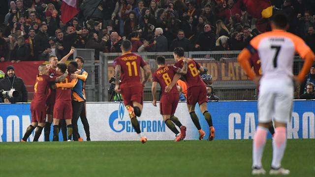 Roma-Shakhtar Donetsk in Diretta tv e Live-Streaming