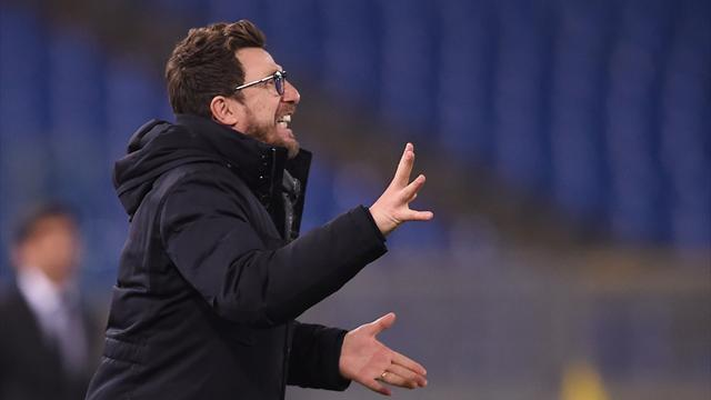 Di Francesco a rendez-vous avec Montella... en finale