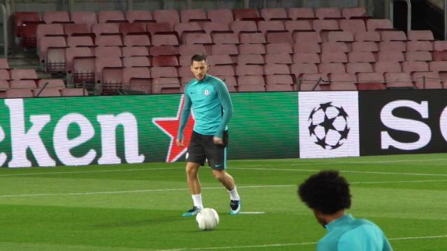 8es - Chelsea prend ses marques au Camp Nou