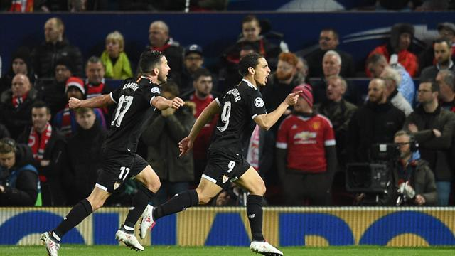 Sevilla blamiert Manchester und Mourinho