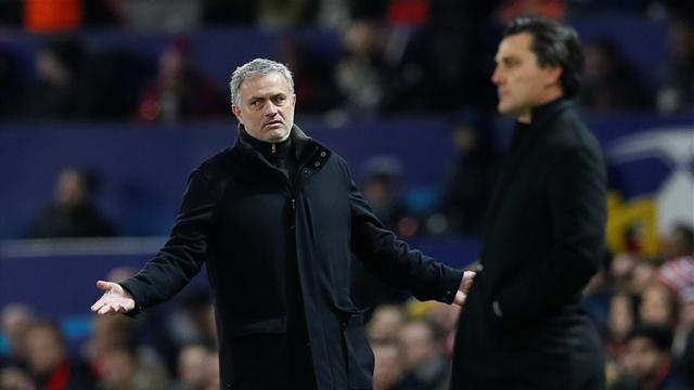 Jose Mourinho: 'Manchester United out - this is nothing new for this football club'
