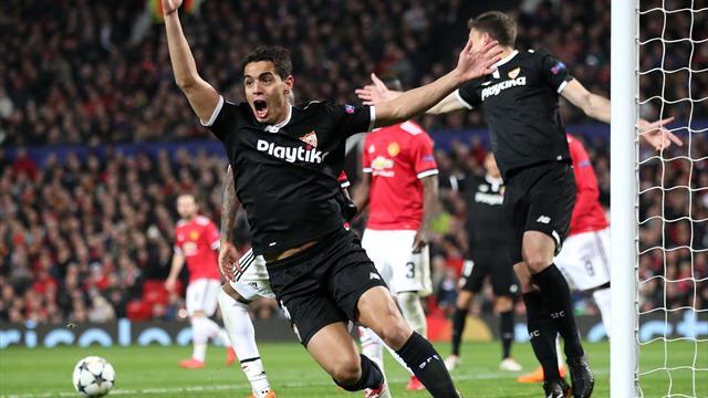 Lacklustre Man Utd dumped out of Champions League by Sevilla