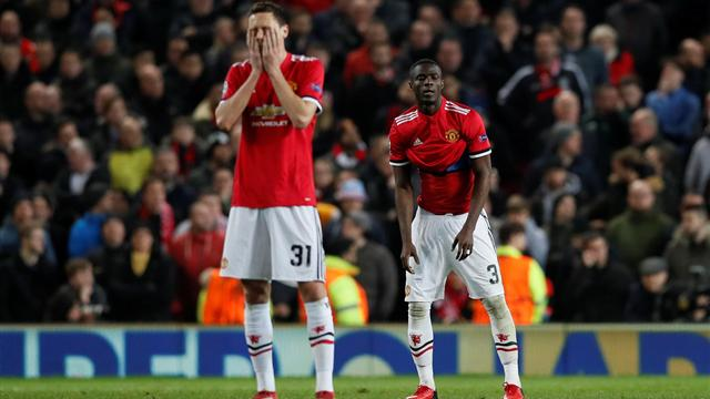 Matic: No excuses for Champions League exit