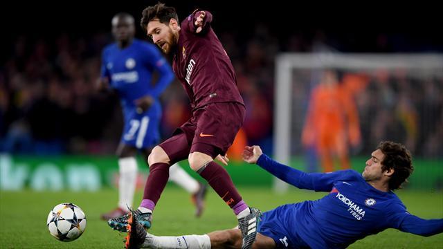 L'analisi delle partite del mercoledì: Conte cerca l'impresa al Camp Nou contro il Barça di Messi