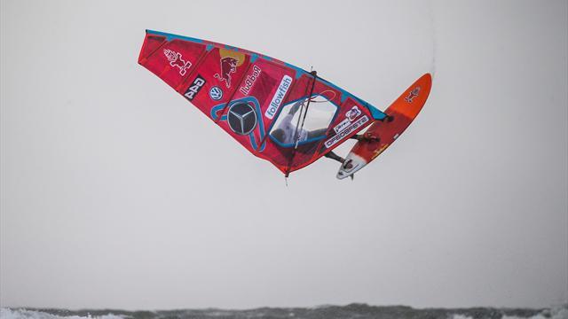 Windsurf-Ass Köster zum vierten Mal Weltmeister