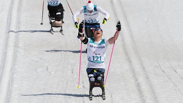 La stupenda rivincita di Oksana Masters, da Chernobyl alla medaglia d'oro a Pyeongchang