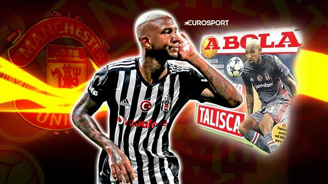 Euro Papers: Mourinho targets Talisca for midfield overhaul