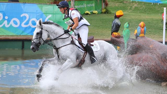 Women winning in equestrian sports