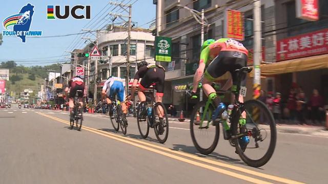 Tour of Taiwan: Das Finale der 3. Etappe