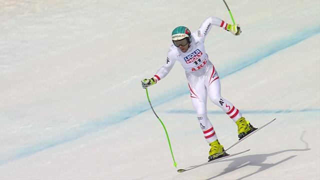 'Spectacular!' - Kriechmayr clinches Downhill win in Are