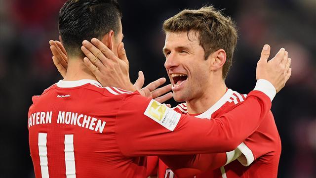 Top-Form dank Heynckes: Der beste Müller aller Zeiten?