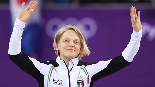 Milano-Cortina 2026, Arianna Fontana a novembre sarà la testimonial della candidatura italiana