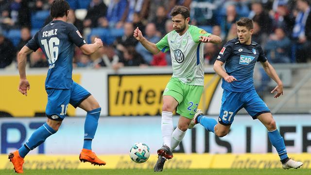 Wolfsburg: Mehmedi fällt mehrere Wochen aus