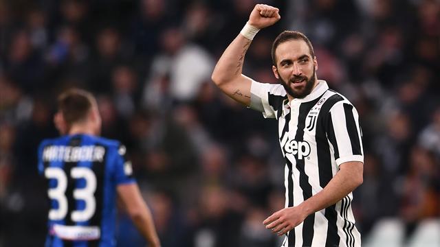 Juventus'tan üst üste 12. galibiyet