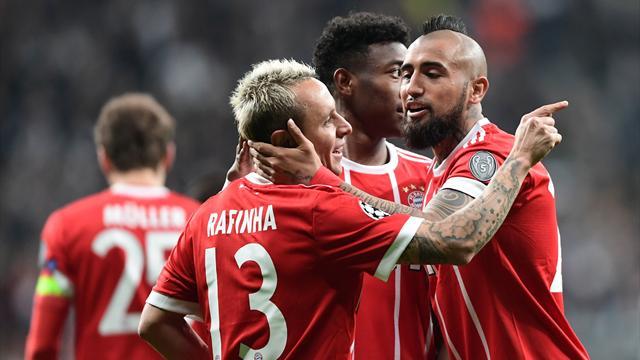 Le Bayern n'était pas rassasié