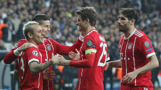 Besiktas-Bayern Monaco in Diretta tv e Live-Streaming