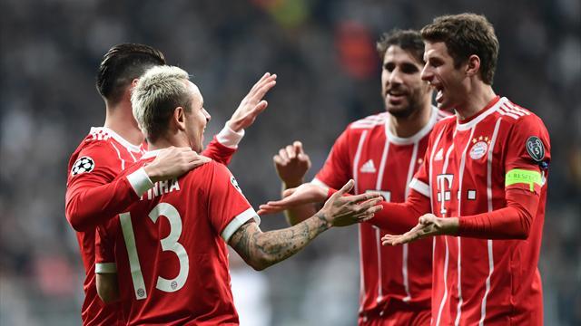 FC Bayern spaziert ins Viertelfinale und verhilft Heynckes zum Rekord