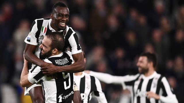 Tabellenführung ausgebaut: Juve schlägt Bergamo in Nachholspiel