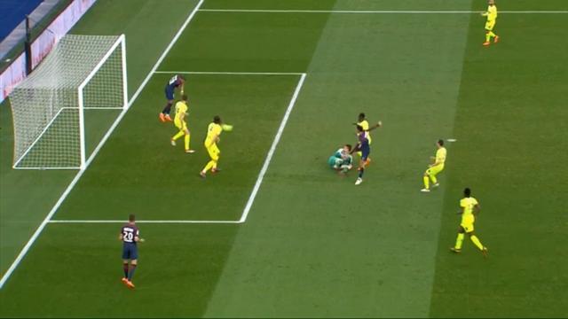 Мбаппе прикинулся игроком «Анжера» и за пару секунд помешал забить Ди Марии и Верратти