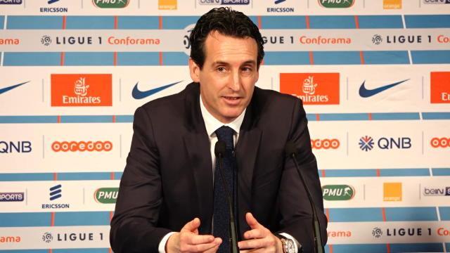 """Emery : """"C'est le moment de surmonter l'élimination en Ligue des Champions"""""""