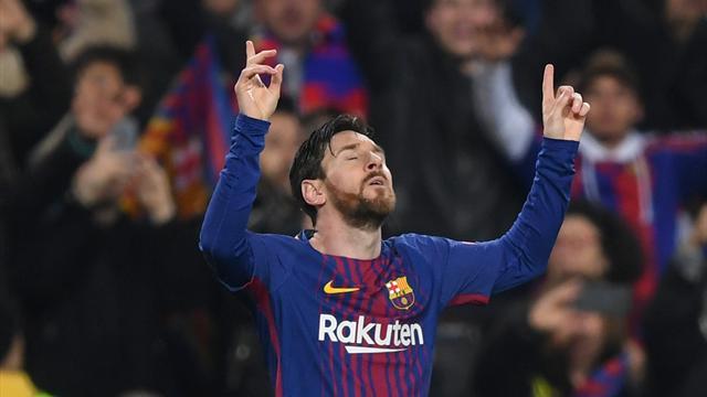 Messi historisch: 100 Champions-League-Treffer für Barça