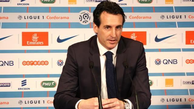 """31e j. (en avance) - Emery: """"Mbappé a besoin de patience"""""""
