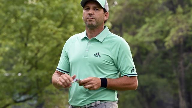 Golf: Garcia benennt Tochter nach Masters-Bahn