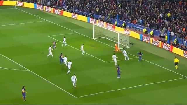 Месси забил «Челси» самый быстрый гол в карьере