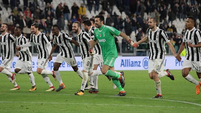 Higuain-Matuidi, è fuga Juventus: 2-0 all'Atalanta, il +4 sul Napoli è realtà!