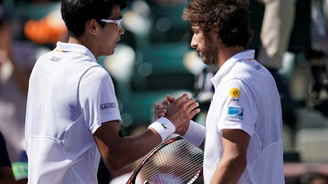 Federer se medirá con Coric en semifinales — Indian Wells