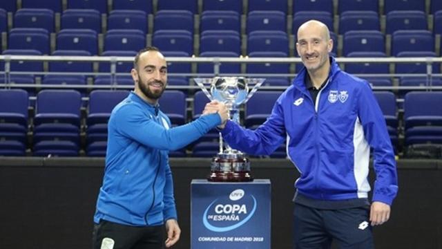 Copa de España, Movistar Inter-Osasuna: La última de Eseverri, ante Ricardinho (Eurosport, 21:15)