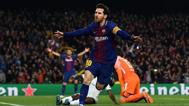 Messi fa 100, il Barcellona ne fa 3 al Chelsea: Conte eliminato, blaugrana ai quarti