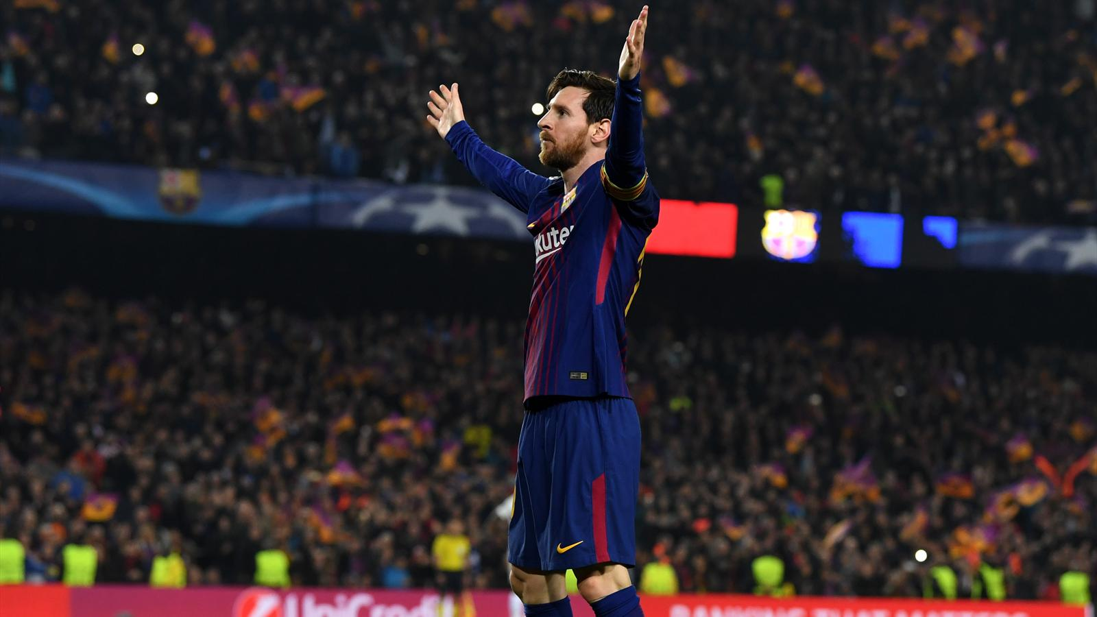 Ansu Fati and Lionel Messi scored in each half of the match to hand the La Liga Champions a much-needed victory to stay at the top of the table