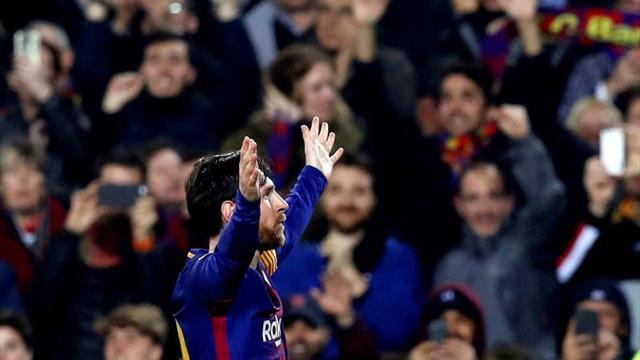 Messi y Ben Yedder cogen impulso con un doblete