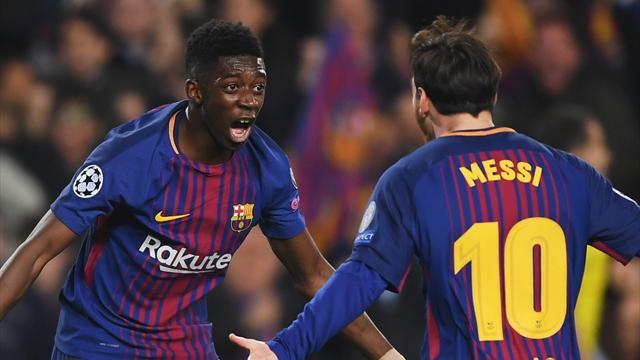 3 Dinge, die auffielen: Dembélé kommt endlich bei Barça an
