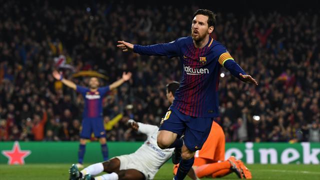 "Barcelona huldigt Messi: ""Absolutes Geschenk Gottes"""
