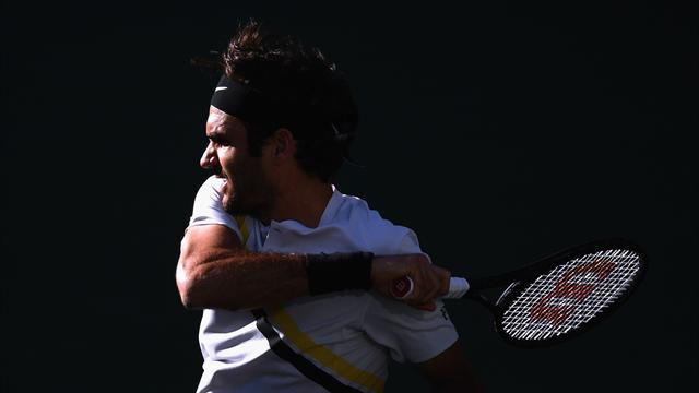 Federer dompte Chung et s'assure de rester sur son trône
