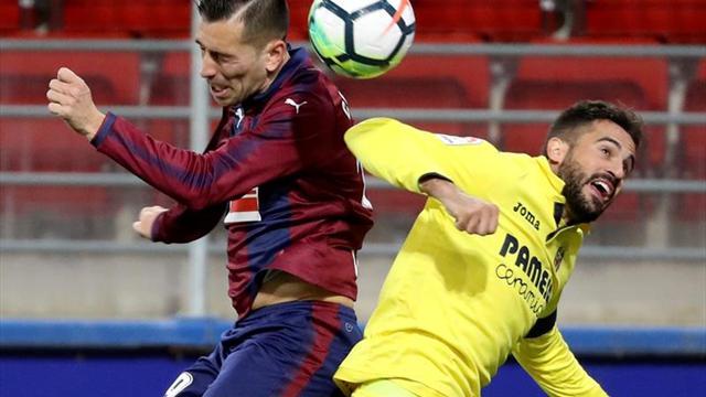 Atlético de Madrid sufre costosa derrota ante Villarreal