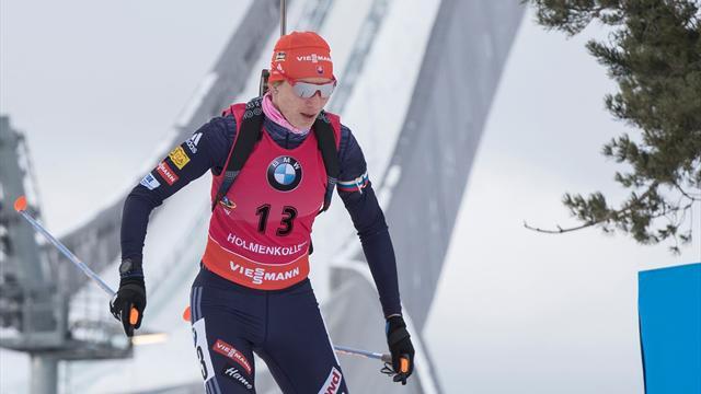 Premier podium de la saison pour Bescond — Tioumen